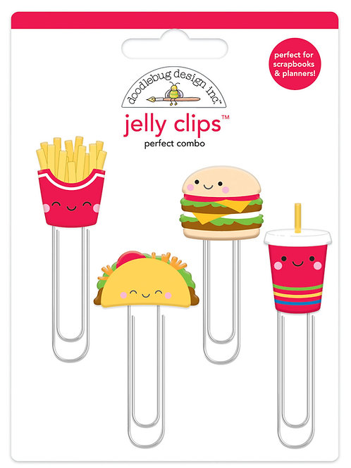 Perfect Combo Jelly clips