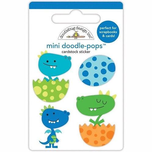 Dragon babies doodle-pops