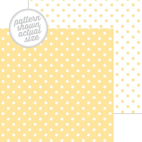 Petite prints dot-stripe