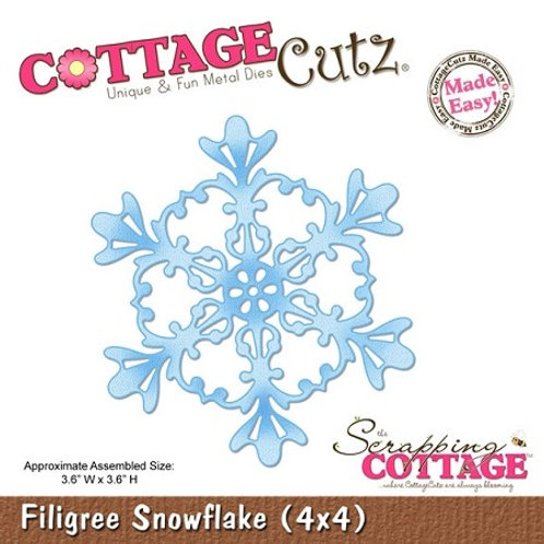 Filigree Snowflake