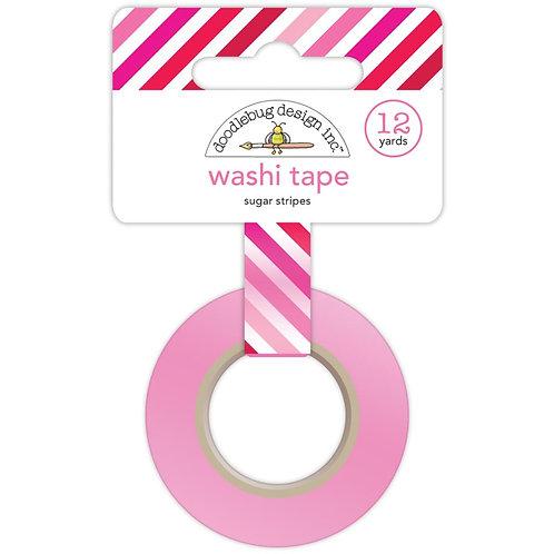 washi tape sugar stripes