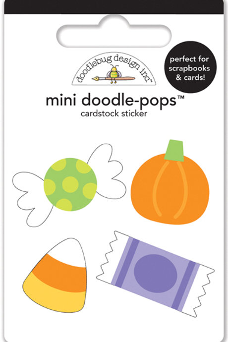mini doodle-pops teeny treats