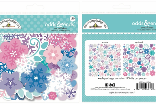 Odds & ends Snowflakes