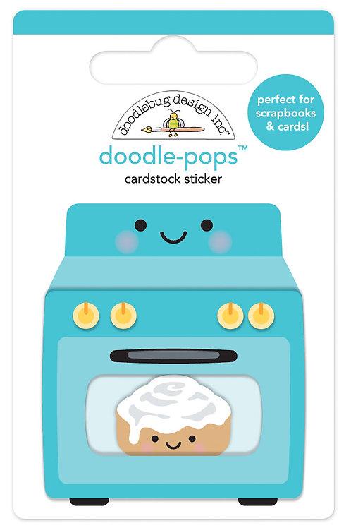 Baking news doodle-pops