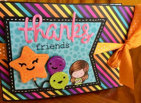 Gracias a mis amigas!!!!