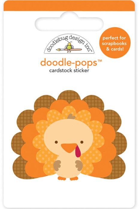 doodle-pops Tommy turkey