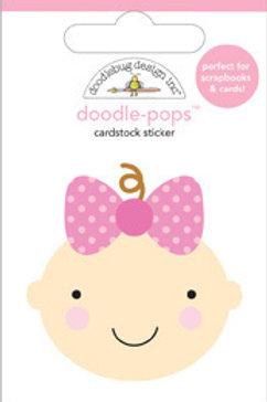 doodle-pops baby girl