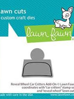 Reveal the wheel Car critters add-on