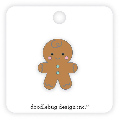 Gingerbread pin
