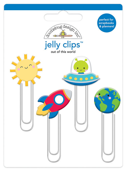 Out of this world Jelly clips