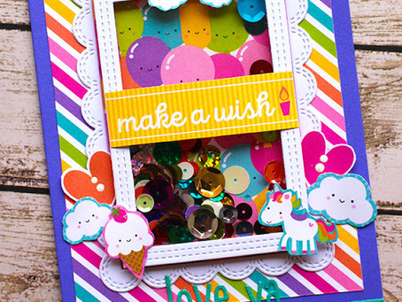 Make a wish! Mi propuesta del Reto de Abril!