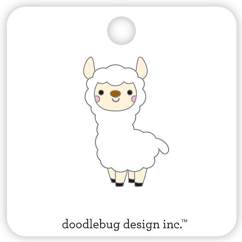 Llama collectible pins