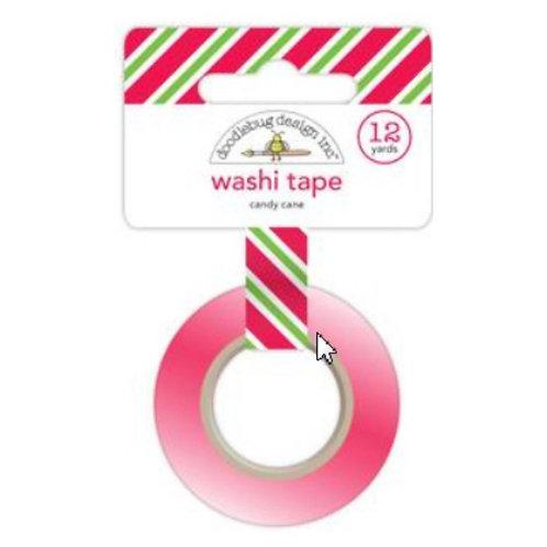 washi tape candy cane