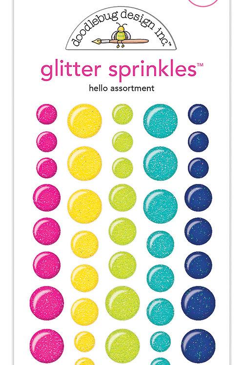 Hello Glitter sprinkles
