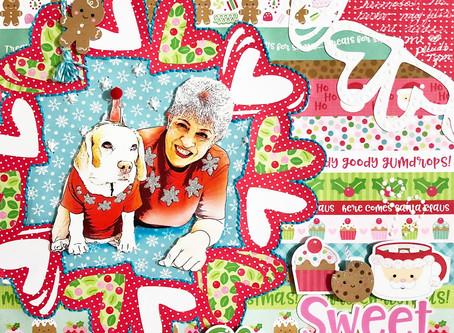 Tahalí, Doodlebug Sweet Christmas!!!!