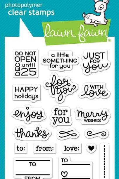 Tiny Tags Sayings