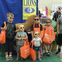 KLEF Volunteers Provide 3,380 FREE Vision Screenings at the Kentucky State Fair