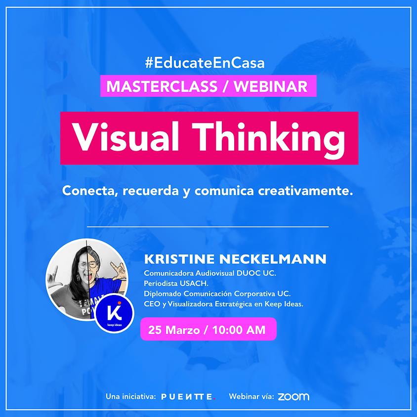 Visual Thinking: Conecta, recuerda y comunica creativamente