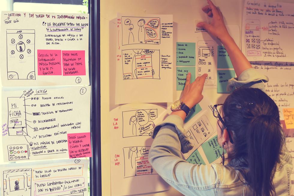 Design Sprint Chile Puentte