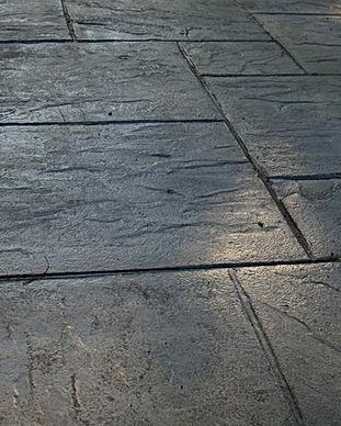Sol en pierre
