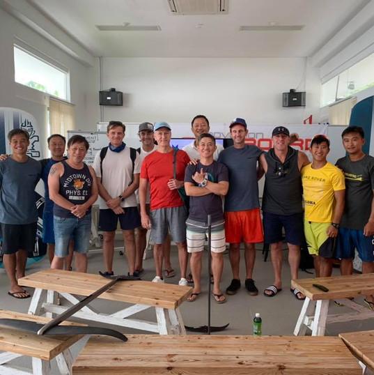 Foil Clinic Participants