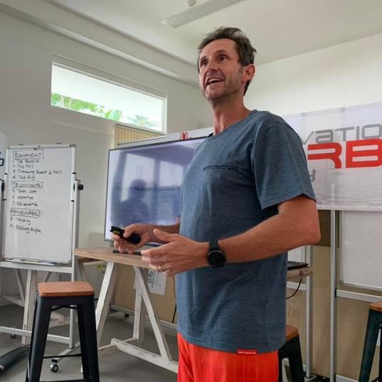 Guest Speaker Chris Newman