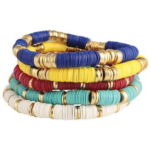 Southwest Sequin Bracelet