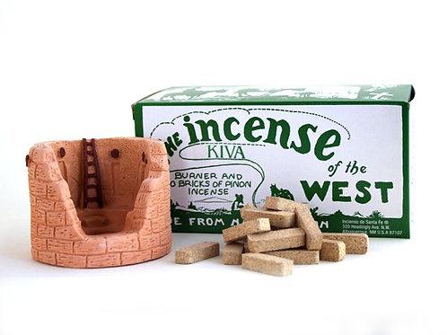 Kiva Incense Burner