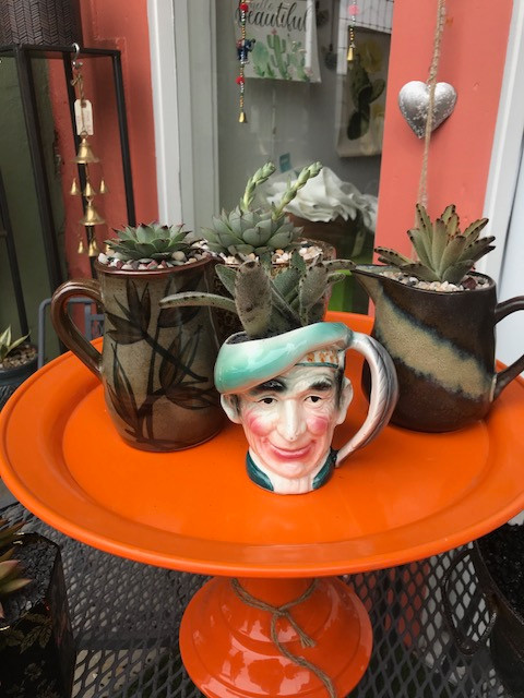 Goodwill Finds for the Patio