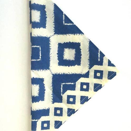 Louie Premium Cotton Handmade Bandana