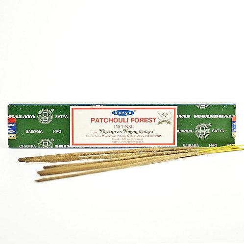 Nag Champa Patchouli Forest Incense