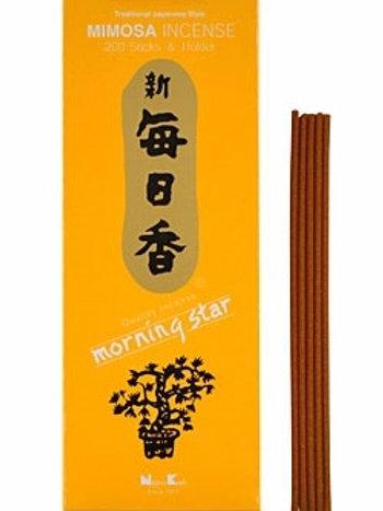 Morning Star Incense - 200 Sticks Pack