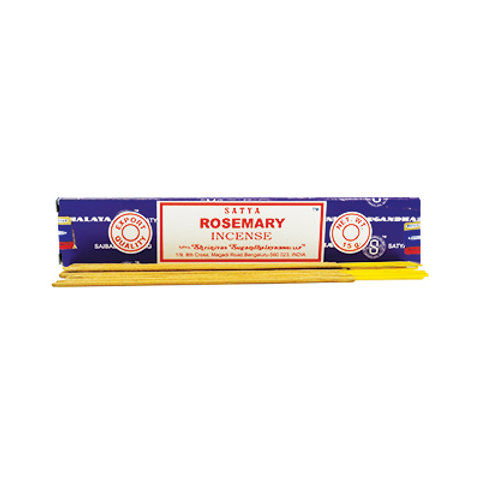 Satya Rosemary Incense