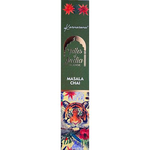 Masala Chai Tales Of India Incense