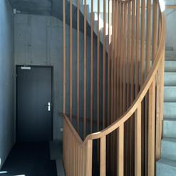 Treppengeländer Zingg Gartengestaltung