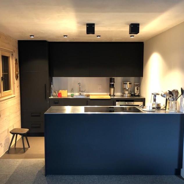 Küche Fahrzeugbauplattte