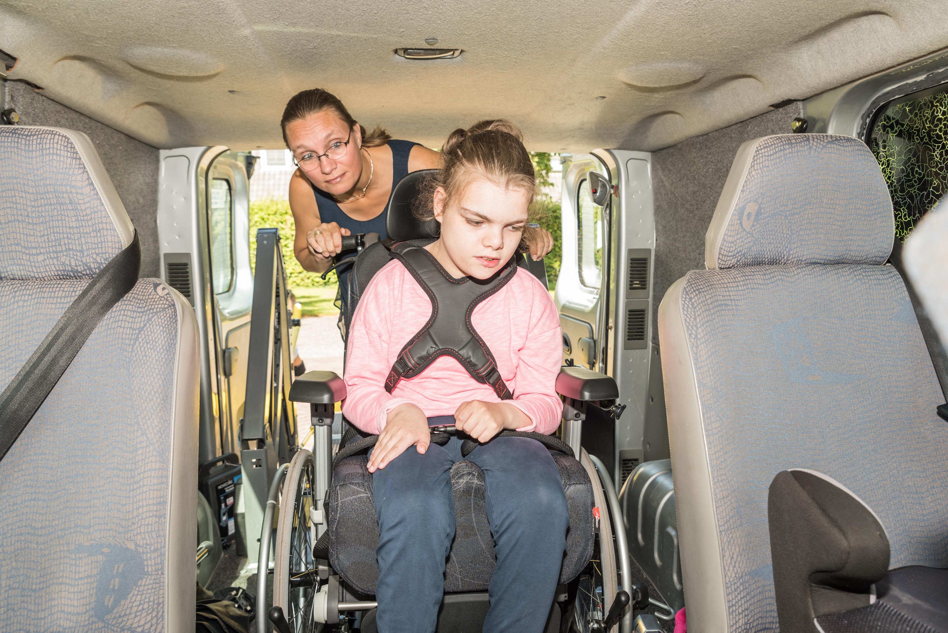 On Demand Rides -Wheelchair