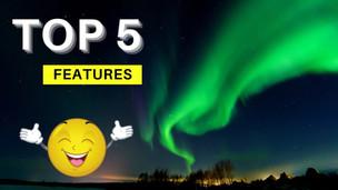 Top 5 Lumyros features