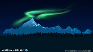 Northern Lights shapes