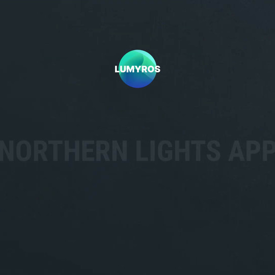 It's time to download new Northern Lights app
