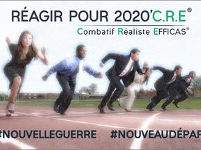 Réagir pour 2020'CRE : un nouveau départ