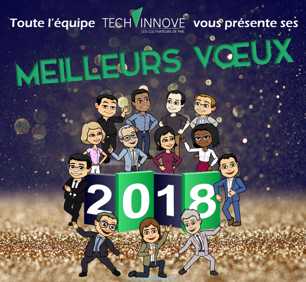 voeux 2018 tech'innove
