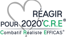 RÉAGIR pour 2020'CRE : un combat, un symbole, un état d'esprit…