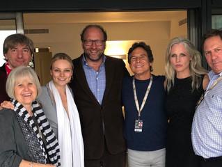 HEILSTÄTTEN team in Cannes