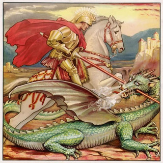 St. George's Day - April 23rd