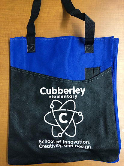 Cubberley Book Tote