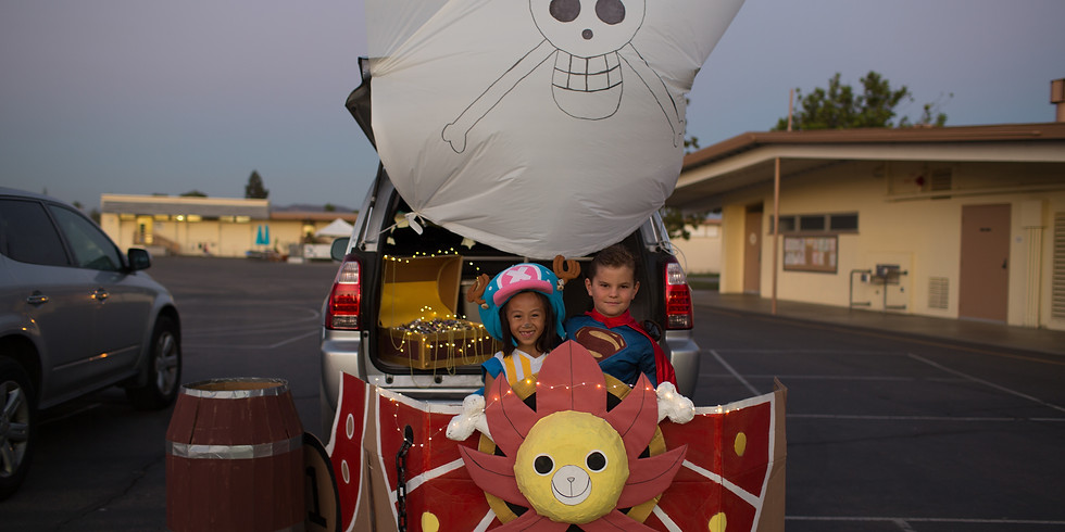4th Annual Cubberley Ghoul Dance & Trunk or Treat