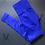 Thumbnail: Classic Blue seamless leggings & bra set