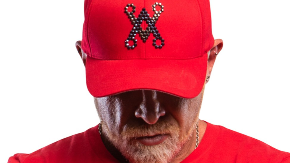 Chalice Blade Crystallised Base ball cap (solid back)