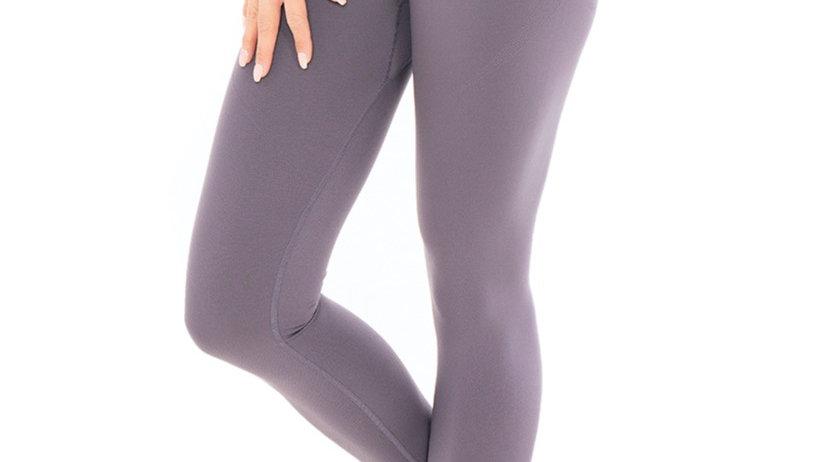 Classic Grey seamless leggings